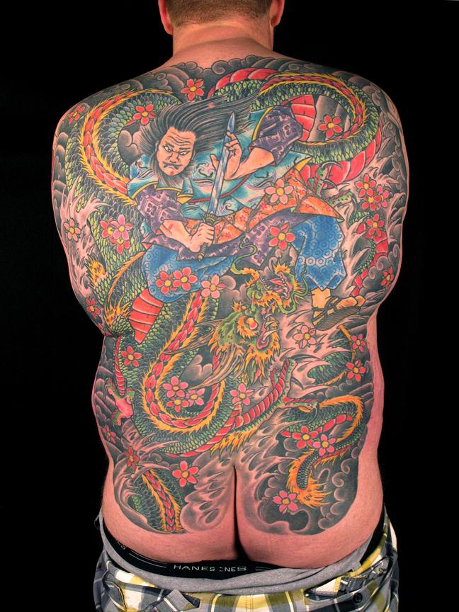 flaming dragon tacoma wa